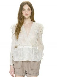 Whistles Camille Blouse
