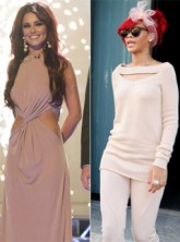 Cheryl Cole and Rihanna - Cheryl Cole confirms Rihanna collaboration - Cheryl Cole - Rihnanna - Celebrity News - Marie Claire
