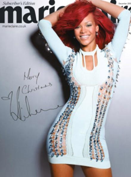 Rihanna - Celebrity News - Marie Claire