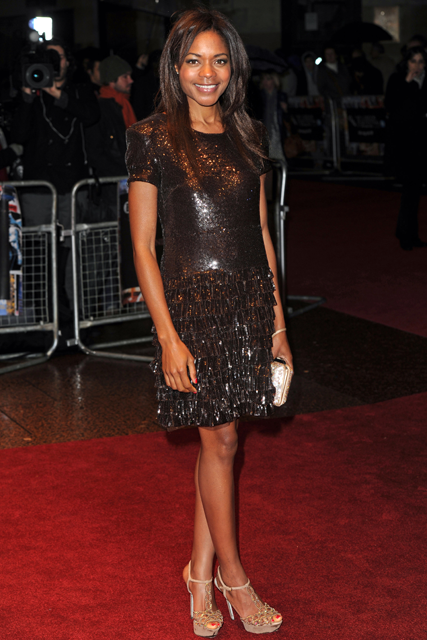 Naomie Harris - The First Grader premiere, BFI London Film Festival, Marie Claire