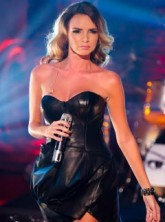 Nadine Coyle sings her solo single Insatiable on The Paul O'Grady Show