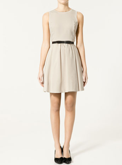Zara pleated dress - Fashion Buy of the Day, Marie Claire