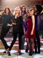 Marks & Spencer Christmas advert - Dannii Minogue, Twiggy, Lisa Snowdon, VV Brown, modelling, new, collection, see, pics, pictures, watch, video, Marie Claire