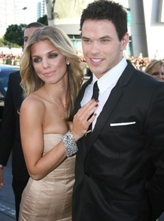 AnnaLynne McCord and Kellan Lutz - AnnaLynne McCord & Kellan Lutz split - Twilight - Breaking Dawn - Celebrity Splits 2010 - Celebrity News - Marie Claire