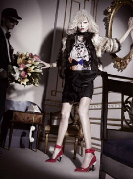 Lanvin for H&M Collection 'The Show' video - see, first, look, new, designer, high street, collaboration, dress, dresses, see, pics, pieces, complete, range, stores, shops, November, 2010, Marie Claire