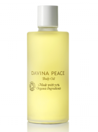Davina Peace body oil - Beauty Buy of the Day, Marie Claire