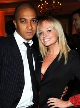 Emma Bunton and Jade Jones expecting second baby - pregnant