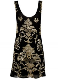 Peacocks sequin shift dress - Fashion Buy of the Day, Marie Claire