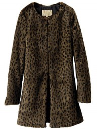 Uniqlo faux fur collarless coat - Fashion Buy of the Day, Marie Claire
