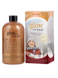 Philosophy Glow and Behold Shampoo Shower gel &amp; Bubble Bath - Marie Claire