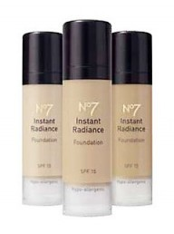 No7 Instant Radiance Foundation - Beauty Buy of the Day - Marie Claire