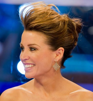 Dannii Minogue Hair - X factor, 2010, hair and beauty, gallery, see, pics, pictures, style, judge, hairstyles, Marie Claire
