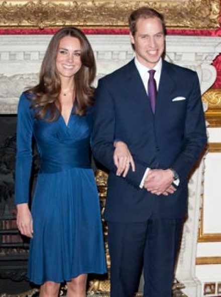 Kate Middleton and Prince William engagement photos - Issa ress