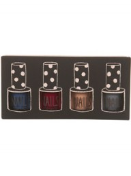 Topshop Nail Polish set - Beauty Buy of the Day, Christmas gifts, for her, teen, teenager, present, idea, Marie Claire