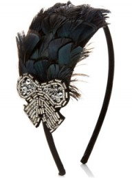Accessorize Catwalk feather bow alice band - Fashion Buy of the Day, Marie Claire