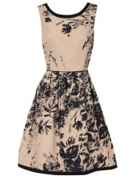 Oasis print full-skirt dress - Fashion Buy of the Day, Marie Claire