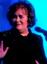 Susan Boyle - WATCH! Susan Boyle?s US song slip-up - Susan Boyle The View - Celebrity News - Marie Claire