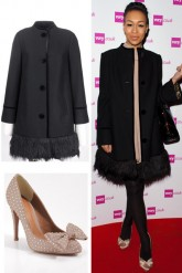 Rebecca Ferguson - X Factor, Get the look, Steal the style, copy, find, contestants, judges, very.co.uk, fashion, Marie Claire