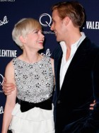 Michelle Williams and Ryan Gosling - Blue Valentine premiere, New York, couple, cute, pair, red carpet, see, pics, pictures, Museum of Modern Art, Marie Claire