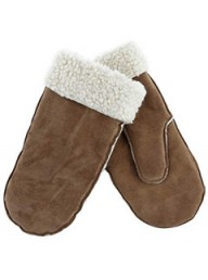 River Island leather fur mittens - Fashion Buy of the Day, Marie Claire