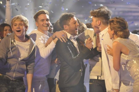 Matt Cardle - X Factor final 2010