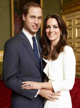 Prince William and Kate Middleton official engagement photos by Mario Testino