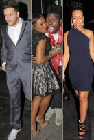 X Factor Wrap Party - X Factor After Party - X Factor Party - X Factor - Celebrity News - Marie Claire