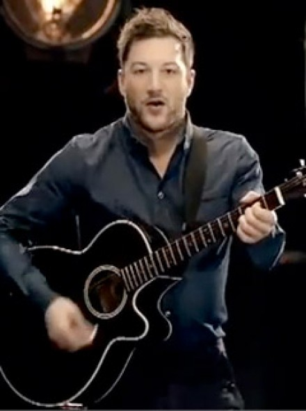 Matt Cardle - X Factor winner Matt Cardle on track for Christmas number one - X Factor - When We Collide - Celebrity News - Marie Claire
