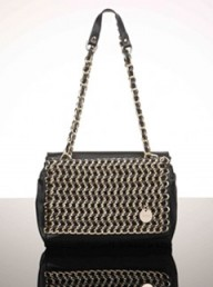 Fiorelli Black Astor flapover clutch - Beauty Buy of the Day - Marie Claire
