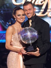 Kara Tointon wins Strictly Come Dancing