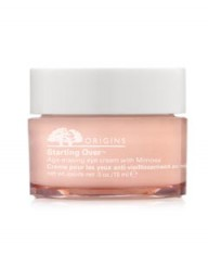 Origins Starting Over Age-erasing eye cream