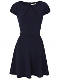 Oasis circle hem ponte dress - Fashion Buy of the Day, Marie Claire