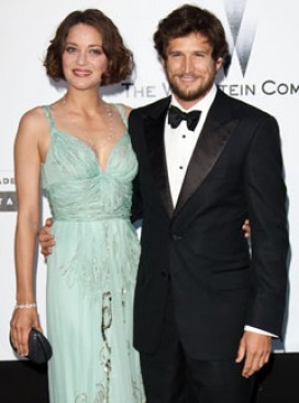 Marion Cotillard and Guillaume Canet - Baby joy for Marion Cotillard! - Celebrity Babies - Celebrity News - Marie Claire