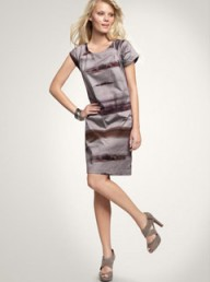 Gap printed shift dress - Fashion Buy of the Day, Marie Claire