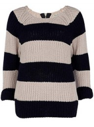 River Island navy stripe jumper - Fashion Buy of the Day, Marie Claire