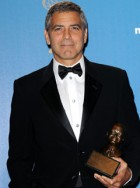 George Clooney - George Clooney reveals secret battle with Malaria - Chery Cole - Piers Morgan - George Clooney Malaria - Celebrity News - Marie Claire - Marie Claire UK