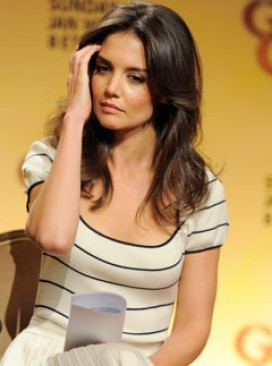 Katie Holmes  Pictures on Katie Holmes   Katie Holmes  Devastated  By Poor Reaction To Latest
