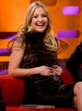 Kate Hudson - Kate Hudson having a girl? - Kate Hudson pregnant - Kate Hudson engaged - Graham Norton - Kate Hudson interview - Celebrity News - Marie Claire - Marie Claire UK