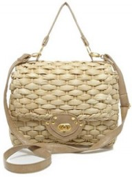 Next straw fold-top bag - Fashion Buy of the Day, Marie Claire