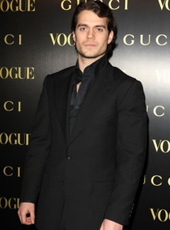 Henry Cavill - Brit boy Henry Cavill to play Superman - Superman - Spider-Man - Celebrity News - Marie Claire - Marie Claire UK