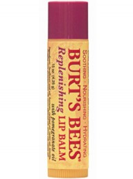 Burt's Bees Replenishing lip balm - Beauty Buy of the Day, Marie Claire