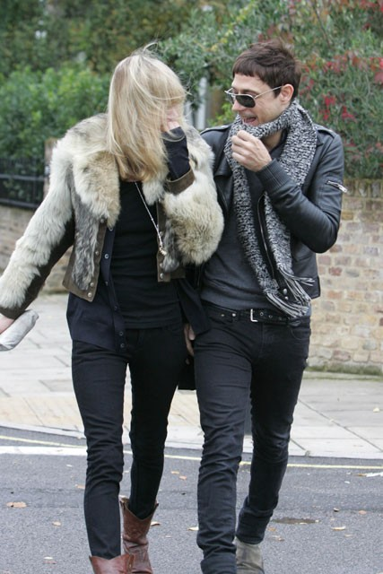Kate Moss and Jamie Hince - relationship in pics