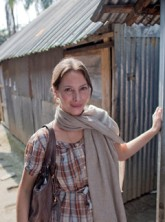 Christy Turlington tackles maternal mortality