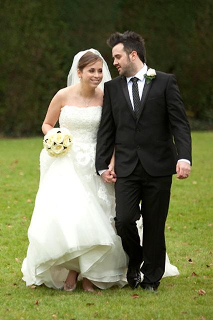 Jessica and Gareth Roberts