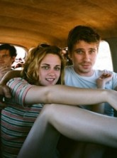 Kristen Stewart in On the Road - new, movie, stills, images, first, look, celebrity, Marie Claire