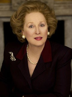 Meryl Streep - FIRST LOOK! Meryl Streep as Margaret Thatcher - Margaret Thatcher - Celebrity News - Marie Claire - Marie Claire UK