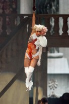 MTV Video Music Awards 2009 - Lady Gaga's most memorable moments - 10 best, top, ten, Gaga, celebrity, Marie Claire