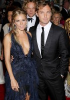 Jude Law and Sienna Miller - Celebrity Splits 2011 - Jude Law Sienna Miller Split - Jude Law Sienna - Celebrity - Marie Claire - Marie Clarie UK