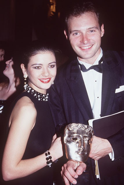 Catherine Zeta Jones and John Leslie - forgotten Hollywood couples
