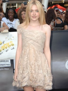 Dakota Fanning - Dakota Fanning cast as young Princess Margaret - Dakota Fanning to play young Princess Margaret - Dakota Fanning Twilight - Twilight - Breaking Dawn - Breaking Dawn Movie Stills - Dakota Fanning Princess Margaret - Celebrity News - Marie